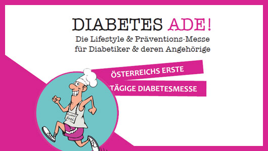 Das war die Diabetes ADE! Messe 2017