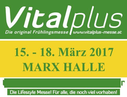 Vitalplus - Die original Frühlingsmesse - Die Lifestyle Messe